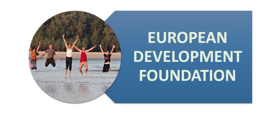 European Development Foundation logo